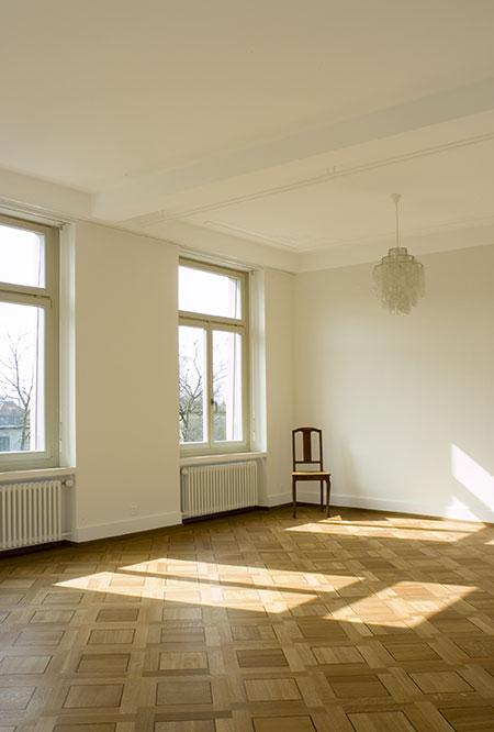 Sina Buxtorf: Interieur: Umbau Wohnung Bucher